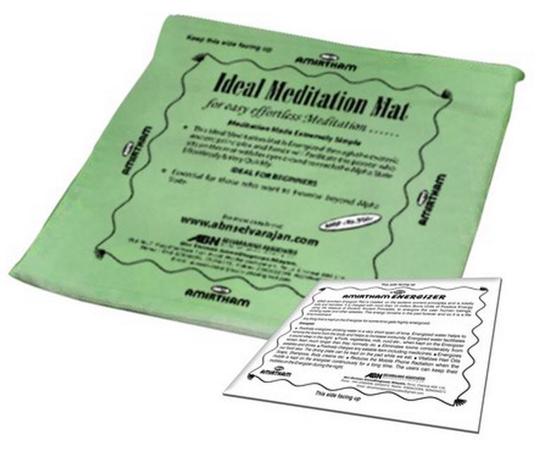 Order Meditation Mat