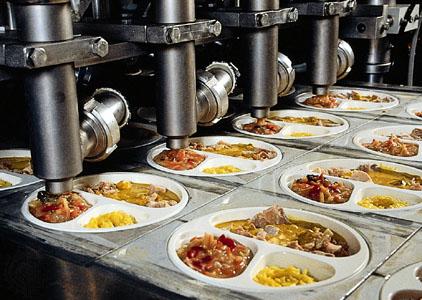 Order Food Processing