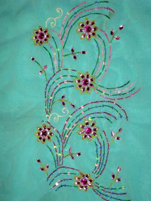 Order Hand Embroidery Services