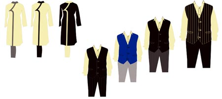 Order Uniform Design Services