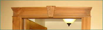Order Moulding Decoration