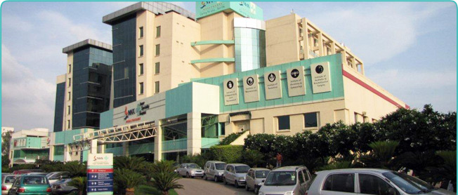 Order New Delhi Hospital