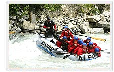 Order White Water Rafting in India