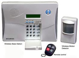 Indruder Alarm Systems