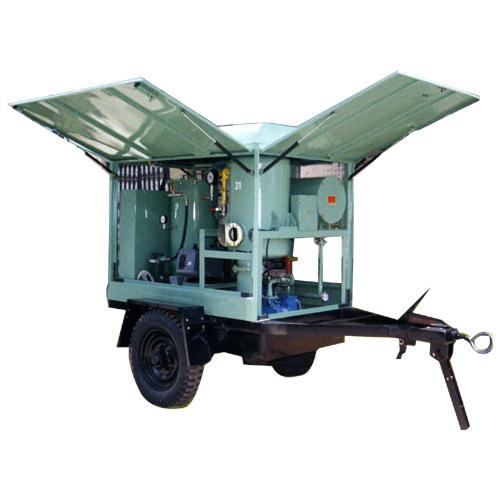 Order Transformer Oil Filter Plant