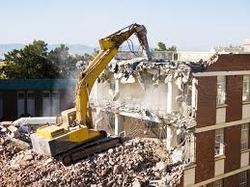 Old Building Demolition Services