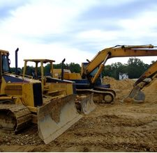 Order Construction of roads Equipment