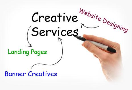 Order Creative Website Design Services