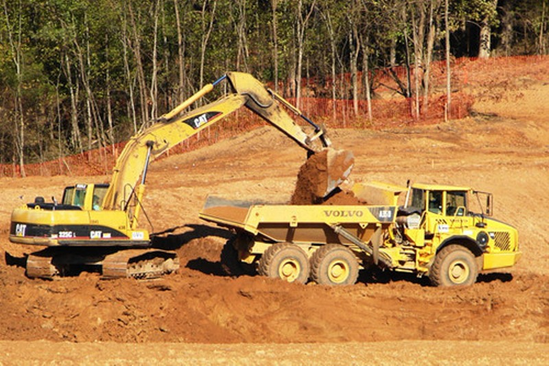 Order Excavation Services