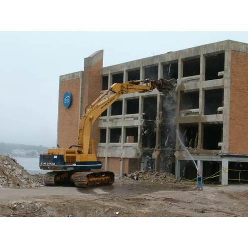 Order Building Demolition Services
