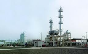 Order Export, import of the production of Chemical Industry