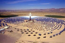 Order Consultancy of Solar energy based power plants building
