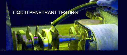 Order Dye Penetrant Testing