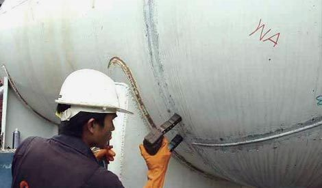 Order Magnetic Particle Testing
