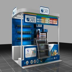 Order Kiosk Designing And Installation
