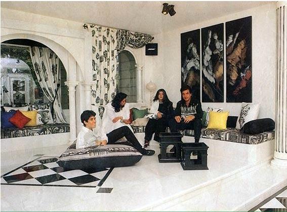 Order Interior design Ravi Kapoor's residence