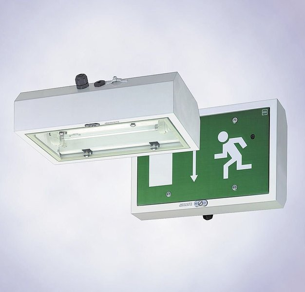 Order Emergency & Normal lighting
