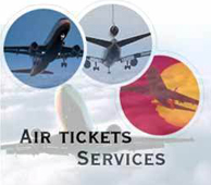Order Air Ticket Booking