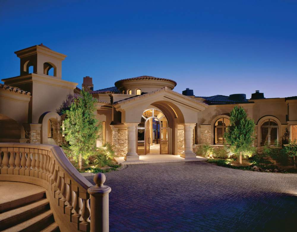Order Luxury Villas