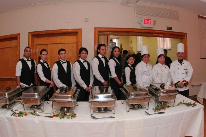 Order Catering Services