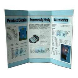 Order Leaflet Printing Services