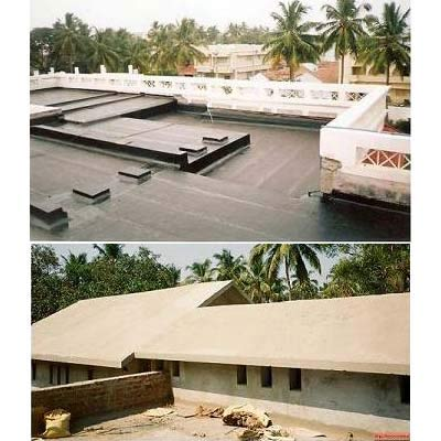 Roof Terrace Water Proofing
