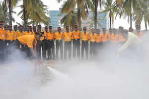 Order Fire Fighting
