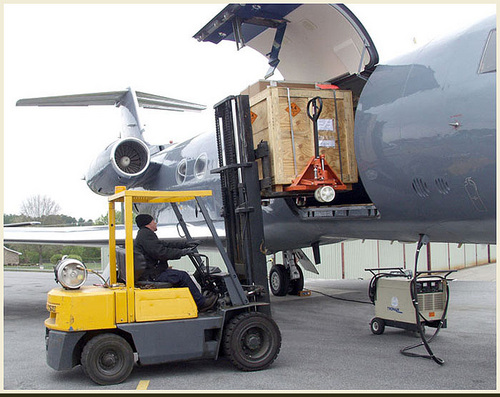 Order Specialised Cargo Services - Transport hazardous goods