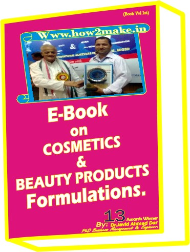 Order E-book on PURFUMES with secret formulations