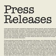 Order Press Releases