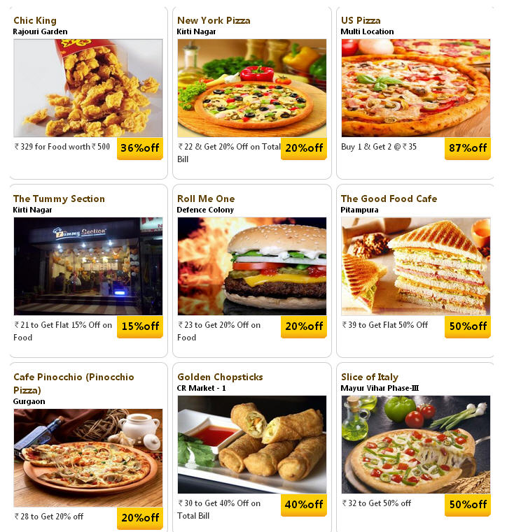 Order Fast Food