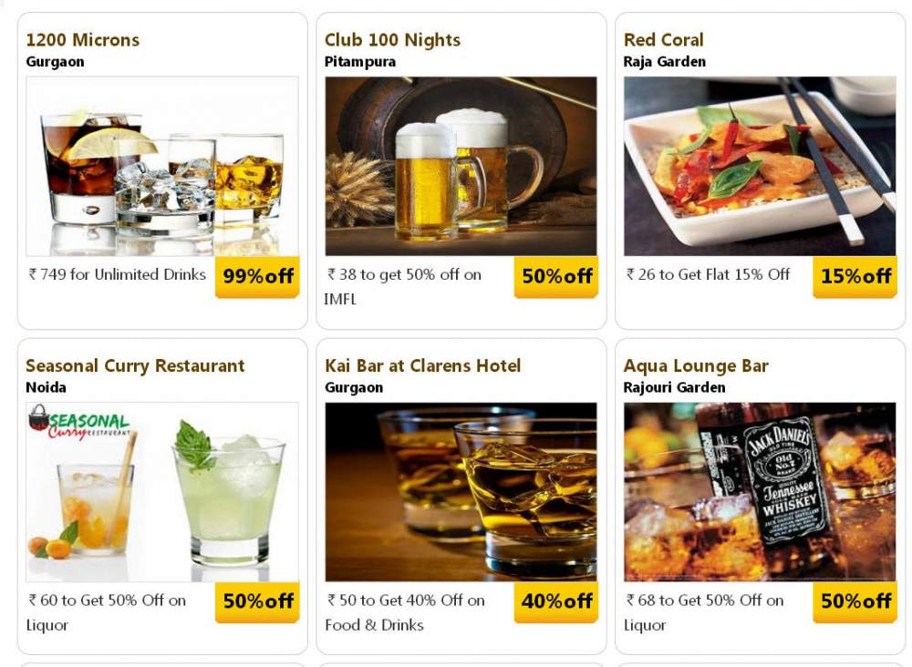Order Bar & Lounges