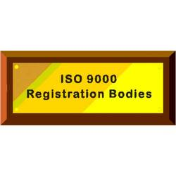 Order ISO 9000 & Other QC Regn.