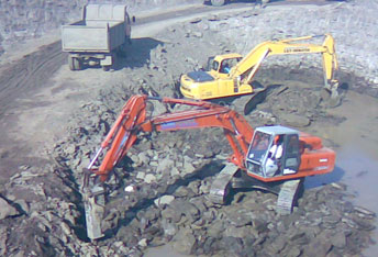 Order Specialist in All Type of Earth work in excavation