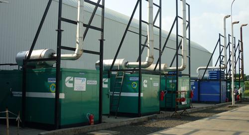 Order Diesel Generator Rental Service
