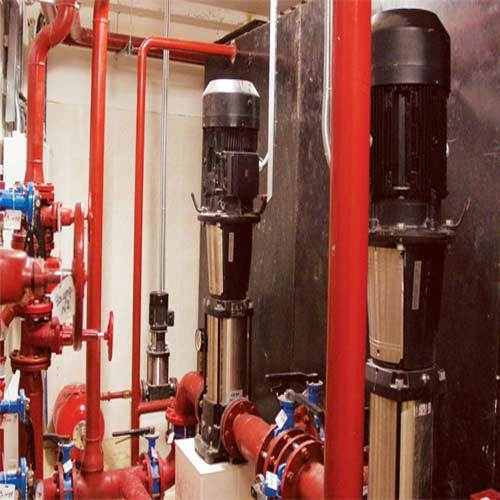 Order Fire Fighting Systems Installation And Maintenance