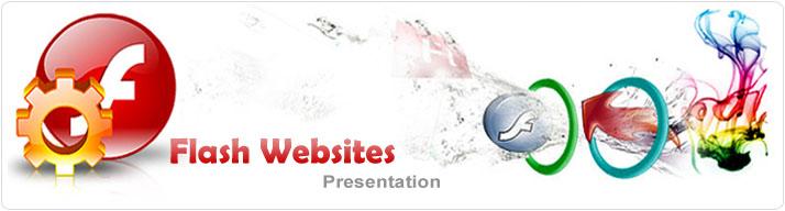 Order Flash Websites/Presentation