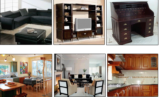 Designing of Furniture