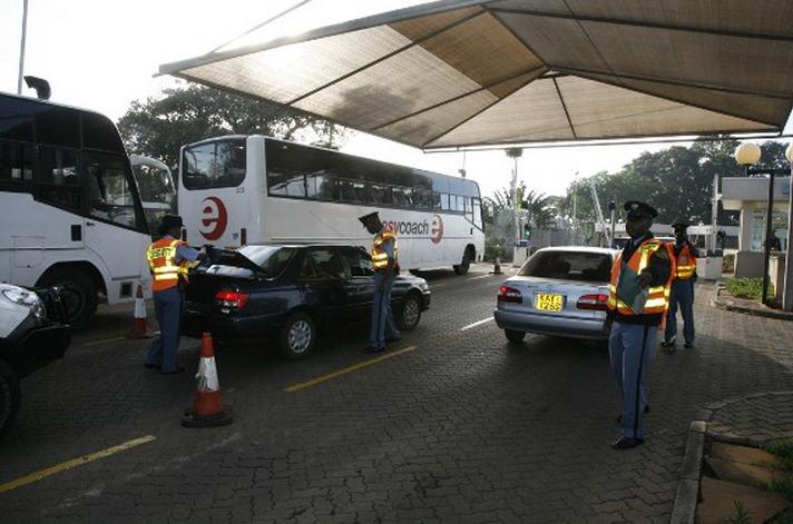 Order Gate Management Service