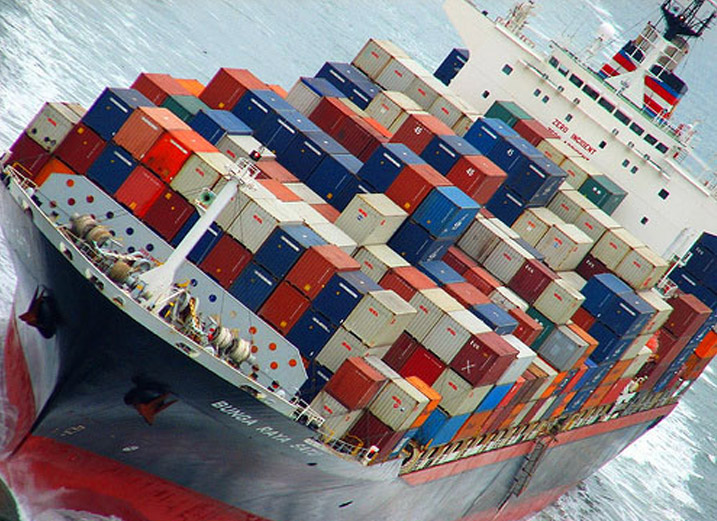 Order Sea Freight Import Export Services