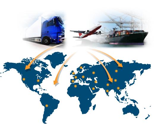 Order Logistic Management Service