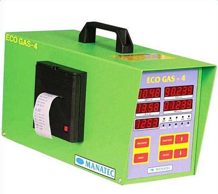 Order Exhaust Gas Analyser