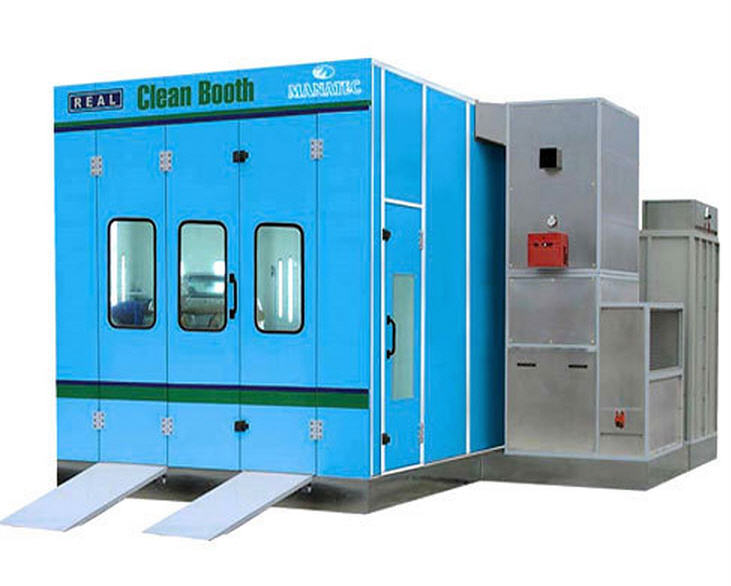 Order Paint Booth