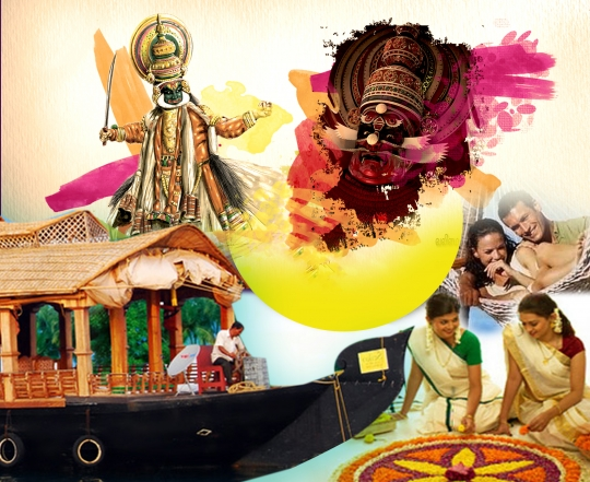 Order Kerala The Beauty Queen Tours