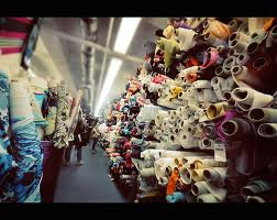 Order Fabric Selection and Procurement