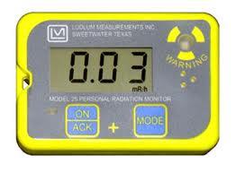 Order Radiation Monitoring