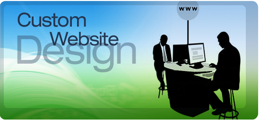 Order Custom website development
