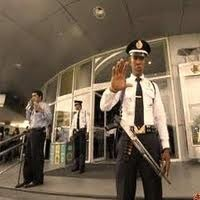 Order Security Guards for Banks