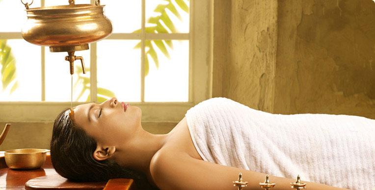 Order Ayurvedic Therapies