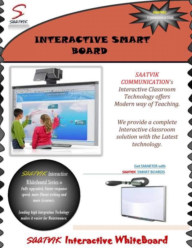 Order Interactive Smart Board
